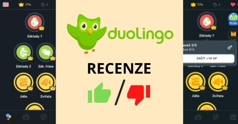 Duolingo recenze a zkušenosti