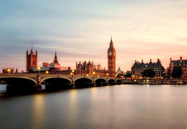10 důvodů, proč navštívit Anglii