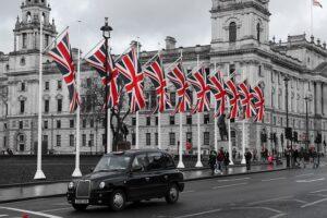 Cestování do Anglie