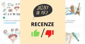 Jazyky od píky recenze a zkušenosti