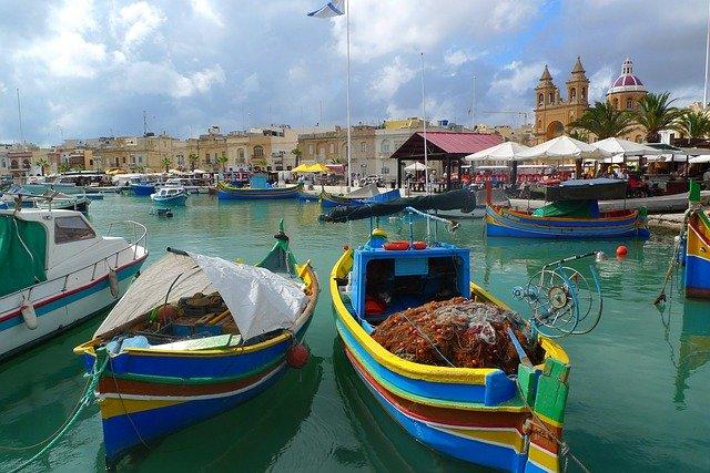 Malta je anglicky mluvíc země
