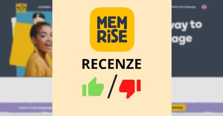 memrise recenze