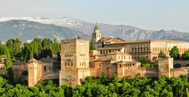 Španělsko památky