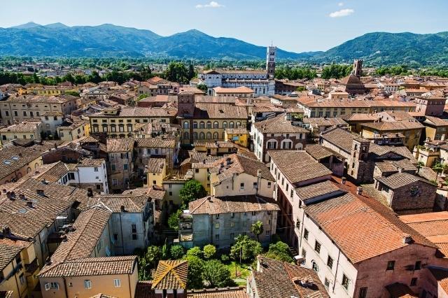 Italská města