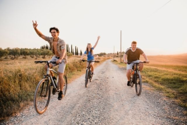 Itálie na kole