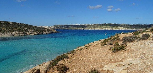 Malta příroda