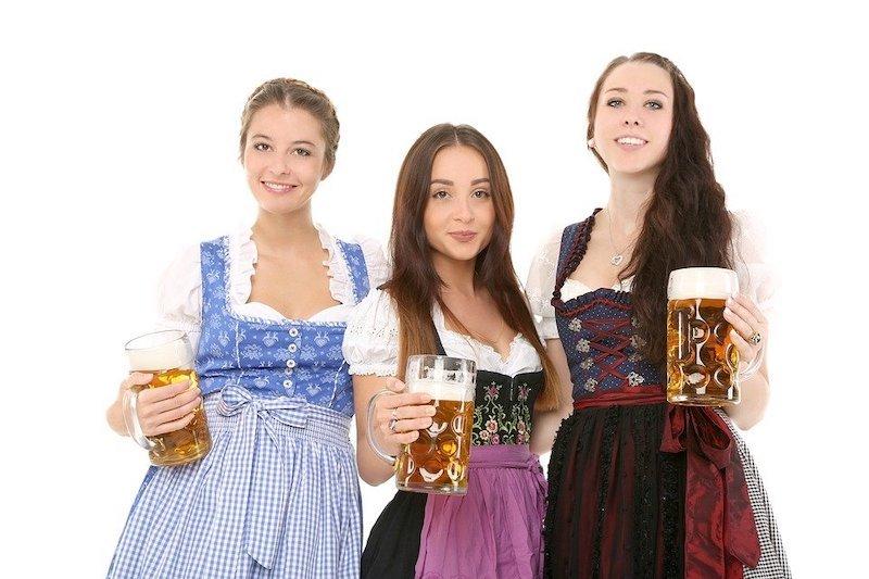 Oktober fest v německu